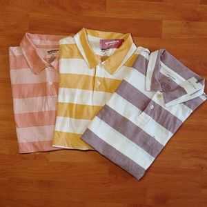 Bundle of 3 Polo Shirts XL